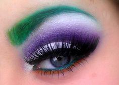 Joker Make-up http://www.facebook.com/ShonaElunedMua More