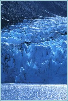 Portage Glacier - Alaska.I want to go see this place one day. Please check out my website Thanks.  www.photopix.co.nz