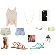 Untitled #16 by saiyabedi on Polyvore featuring Zara, Steve Madden, Rebecca Minkoff, Wanderlust + Co and Eos