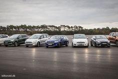 Ford tilbyder nu intelligent AWD i otte forskellige modeller