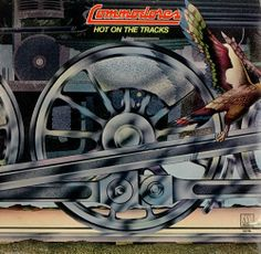 The Commodores - Hot on the Tracks (1976)