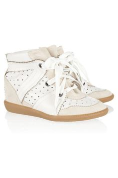 my current mission is to save money for some original wedge sneakers! #isabelmarant