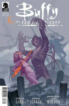 Buffy the Vampire Slayer: Season 10 (2013) Issue #16