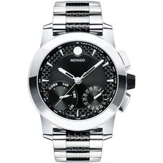 Movado 45mm Vizio& Chronograph Watch found on Polyvore featuring polyvore, men's fashion, men's jewelry, men's watches, silver, mens diamond bezel watches, movado mens watches, mens chronograph watches and stainless steel mens watches Sale! Up to 75% OFF! Shop at Stylizio for women's and men's designer handbags, luxury sunglasses, watches, jewelry, purses, wallets, clothes, underwear & more!