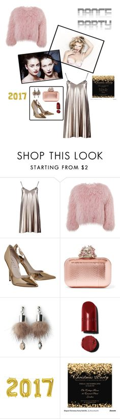 """Untitled #178"" by gudzyuk ❤ liked on Polyvore featuring Pat McGrath, Boohoo, Charlotte Simone, Jimmy Choo and Simons"