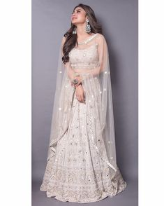 Unique Bridal Lehenga designs that is every Bride's pick in Indian Bridal Outfits, Indian Designer Outfits, Party Wear Lehenga, Bridal Lehenga, Lehnga Dress, Lehenga Choli, Sarees, Estilo India, Indian Gowns Dresses