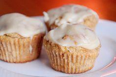 Paleo Foodporn.: Nussfreie Apfel-Cassava Muffins mit Meersalz Karam...