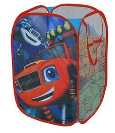Brand New Blaze And The Monster Machines Pop Up Hamper