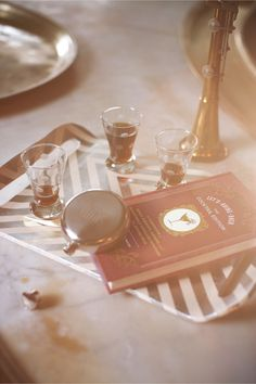 Salut! Flask from BHLDN