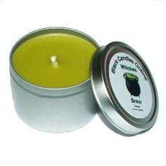 Scented Tin Candle - Witches Brew