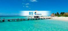 Tours a la isla Mujeres en Cancún, viaje en catamarán. Disfruta de excursiones en Riviera Maya para conocer la cultura de antiguas civilizaciones mayas
