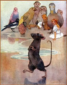 Alices Illustrated Adventures In Wonderland: Margaret Tarrant