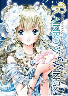 Artbooks et albums - Shiitake Gensodo Alice Book, Girl God, Manga Art, Book Art, Style Me, Wings, Animation, Princess Zelda, Fictional Characters