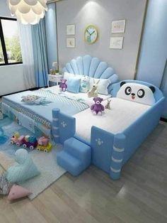 Kids Bedroom Designs, Kids Bedroom Sets, Room Design Bedroom, Bedroom Furniture Design, Room Ideas Bedroom, Home Room Design, Kids Room Design, Baby Room Decor, Kid Bedrooms
