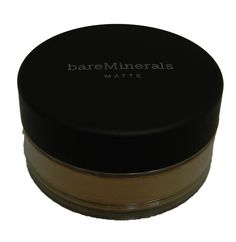 bareMinerals Broad Spectrum SPF 15 Matte Foundation, Medium Beige, 0.21 Ounce -- Check out this great product. (This is an Amazon affiliate link)