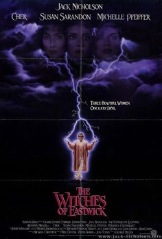 Jack Nicholson Online / Movies / The Witches of Eastwick
