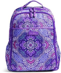 Pin for Later: 38 Diaper Bag Backpack Options Every Parent Is Going to Want to Consider Vera Bradley Lighten Up Backpack Baby Bag Vera Bradley Lighten Up Backpack Baby Bag ($108)