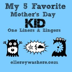 Favorite Kid Zingers, hilarious (b/c it's not your kids!) by @elleroy was here