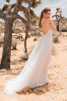 308 Best Bohemian Wedding Dresses Images On Pinterest