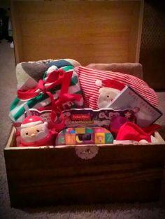 Night Before Christmas Box, Christmas Baskets, Christmas Eve Box, Christmas Movies, Christmas 2019, Family Christmas, Merry Christmas, Christmas Gifts, Christmas Decorations