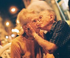 This is exactly the kind of love I want to be in someday... Their time is running out, yet their love has never been more alive <3
