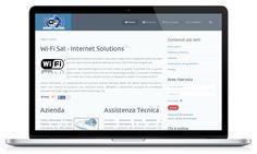 Servizi Informatici di Lopez Pedro Roberto è una ditta individuale che offre servizi ormai da più di 40 anni, per aziende, professionisti, privati ed enti pubblici che cercano soluzioni personalizzate alle proprie problematiche gestionali. www.wifisat.it