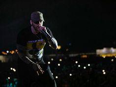 Eminem/Glasgow Scotland 8-17