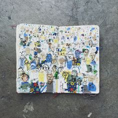Sketchbook by Sarah Dillon from Seattle  Learn more: