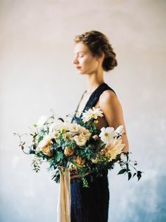 Wedding Bouquet - Image by Marion H Photography | Planning & Styling by Knot & Pop