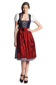 1000+ Images About German Costumes On Pinterest | Dirndl Lederhosen And Dirndl Dress