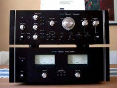 Vintage audio Sansui