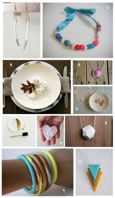 DIY polymer clay projects