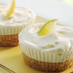 Mini Lemon Lime Tartlets