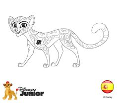 Disney Lion Guard Printable Coloring Page Printable Coloring