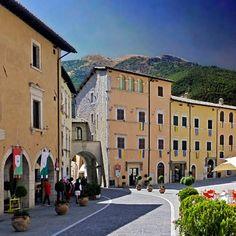 Visso Provincia de Macerata, Italia Marche