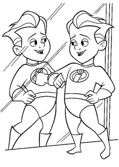 Incredibles Coloring Pages Best Coloring Pages For Kids Toy Story Coloring Pages Super Coloring Pages Cartoon Coloring Pages