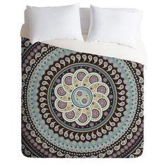 Belle13 Mandala Paisley Duvet Cover | DENY Designs Home Accessories