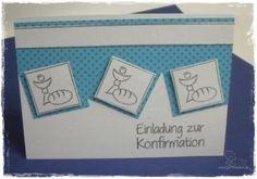 Einladung zur Konfirmation