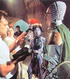 Return of the Jedi - behind the scenes