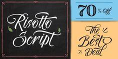 Risotto Script - Webfont & Desktop font « MyFonts