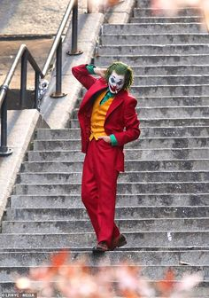 halloween costumes for men Joker Arthur Fleck Cosplay Costume Fancy Carnival Halloween Costumes Batman Cosplay Joker Costume Red Suit, Halloween Joker Costumes for Men - Joker Photos, Joker Images, Images Gif, Batman Halloween Costume, Joker Costume, Cosplay Costumes, Halloween Carnival, Carnival Costumes, Joaquin Phoenix