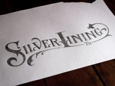 Silver Lining by Tom Lane via Dribbble