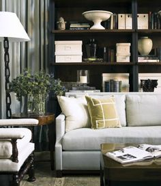 living room by mcalpine booth & ferrier