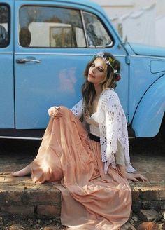40e7b4ff638 38 Best Fashion images | Boho, Celebrities, Faces