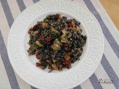 Cómo preparar arroz negro con sepia