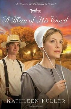 After a pregnant Moriah Miller is abandoned by her husband, the community--including her husband's twin brother--rushes to her aid. (Amish Fiction--Man of His Word by Kathleen Fuller)