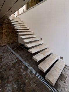 Z house, Chisinau, 2009 #stair #architecture #modern