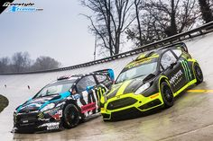 Both Valentino Rossi and Ken Block took their considerable skills to the famous Italian circuit back in November and Monster Energy decided that they wanted to get a closer look at how they do it. Description from freestylextreme.com. I searched for this on bing.com/images