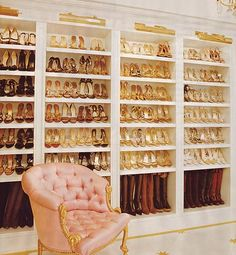 Gold Shoe Issue :)