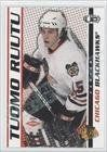 Tuomo Ruutu Chicago Blackhawks (Hockey Card) 2003-04 Pacific Heads Up Retail LTD #107 by Pacific Heads Up. $2.50. 2003-04 Pacific Heads Up Retail LTD #107 - Tuomo Ruutu